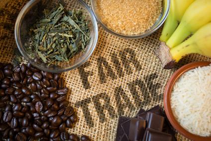 Für die viele nicht-regionalen Lebensmittel ist es sinnvoll, faire Handelswege zu nutzen.