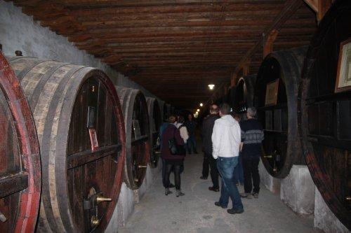 Unterwegs mit VivoLoVin, zu Besuch bei Winzern in Italien