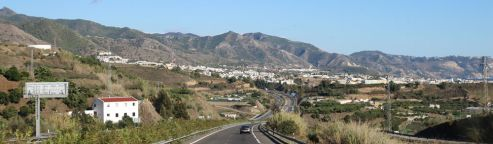 Eine Reise zum Bio-Anbau in Andalusien - lesen Sie hier den Reisebericht von Dieter Vogt-Miska
