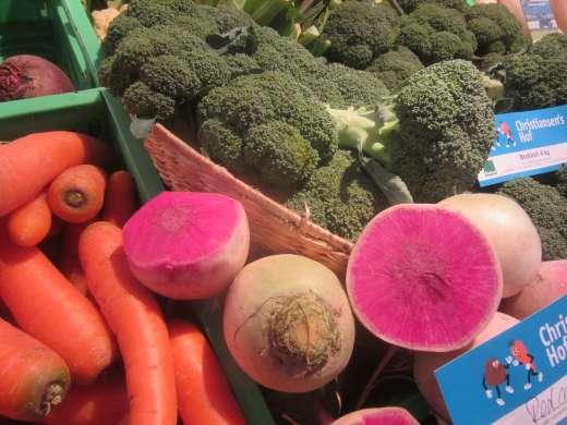 Samenfestes Gemüse vom Saatgut e.V.