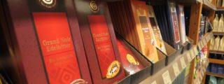 Fairtrade Schokolade im Regal