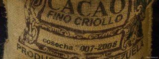 Kakao im Handelssack